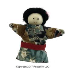 Picture of Japanese PeaceKin