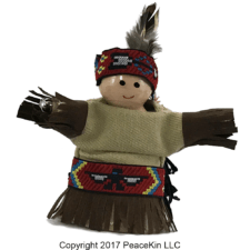 Picture of Native American PeaceKin